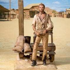 Terence Hill Limited Edition Sammelfigur