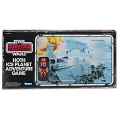 Star Wars Hoth Ice Planet Retro-Brettspiel