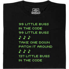 99 Little Bugs T-Shirt
