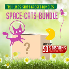 Cats in Space  Bundle ohne Lootbox-Gadgets