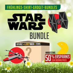 Star Wars Bundle mit Lootbox-Gadgets