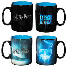 Harry Potter Patronus Thermo-Effekt-Becher