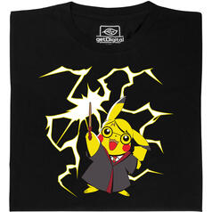 Pikachu Potter T-Shirt