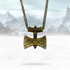 The Elder Scrolls Skyrim Limited Edition Talos-Amulett