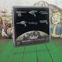 Fallout Limited Edition Anstecker-Set