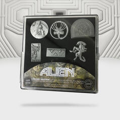 Alien Limited Edition Anstecker-Set