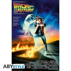 Back to the Future Filmposter