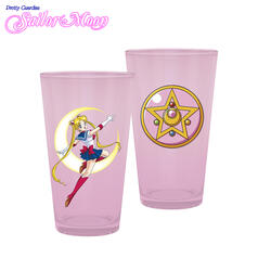 Sailor Moon Trinkglas