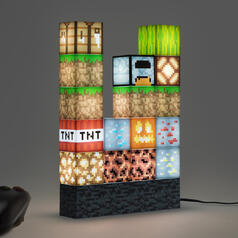 Minecraft Blocks Lampe