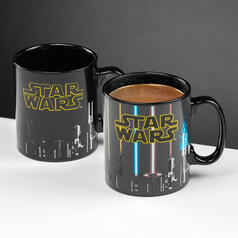 Star Wars Waffen Thermoeffekt-Becher