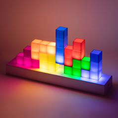 Tetris Icon Light Tischlampe