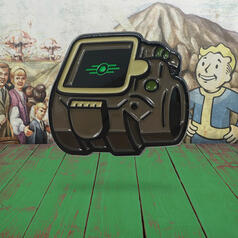 Fallout Pip-Boy Limited Edition Pin