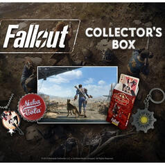 Fallout Limited Edition Collector Box