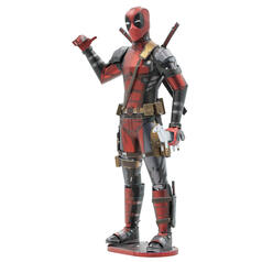 Metal Earth Marvel Deadpool 3D Bausatz