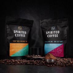Spirited Coffee - Aromatisierter Kaffee