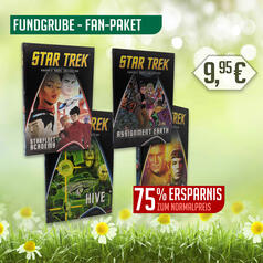 Star Trek Comic-Romane-Bundle
