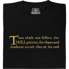 NULL Pointer T-Shirt