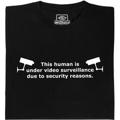 Video Surveillance T-Shirt
