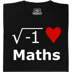 Root Heart Maths T-Shirt