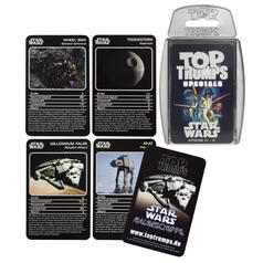 Star Wars Supertrumpf Geekiges Kartenspiel