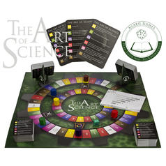 The Art of Science Brettspiel