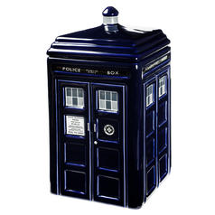 Doctor Who TARDIS Keksdose