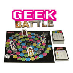 Geek Battle Quiz