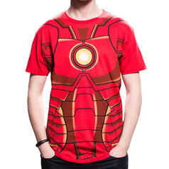 Iron Man Chestplate T-Shirt
