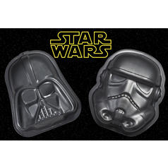 Star Wars Metall-Backformen