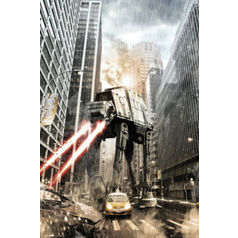 Star Wars Poster: Manhat-atan