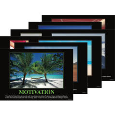 De-Motivations-Poster 7er Set