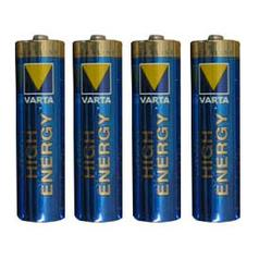 Varta Batterien: 1 * CR2032