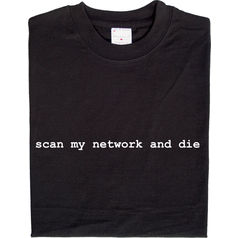 scan my network and die