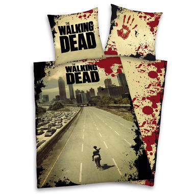 The Walking Dead Bettwäsche Getdigital