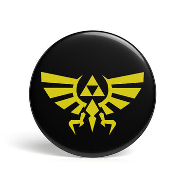Geek Button Triforce