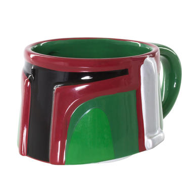 Star Wars Boba Fett 3D Becher