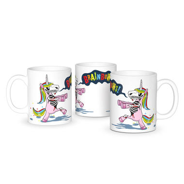 Brainbows Zombiecorn Becher