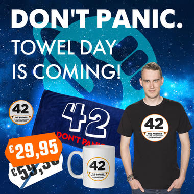 Towel Day Bundle 2017