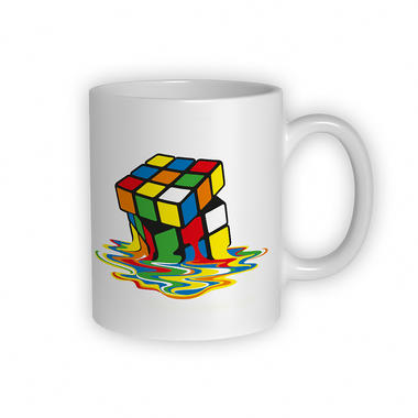 Melting Cube Becher