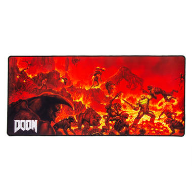 XXL Gaming Mousepad Doom