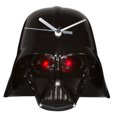 darth vader 3d wanduhr getdigital. Black Bedroom Furniture Sets. Home Design Ideas