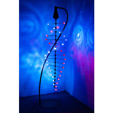 LED Lampe Spiral-Helix