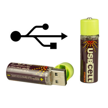 USB Batterie 2 * AA